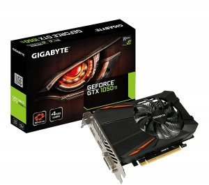 Gigabyte Geforce GTX 1050 Ti 4GB Graphic Card