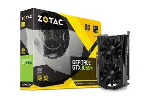 ZOTAC GTX 1050 4 GB