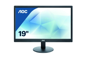 AOC LED Backlit Computer Monitor
